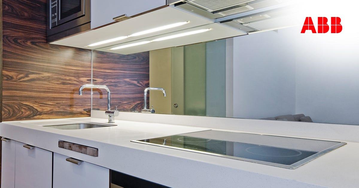 Iluminação Estratégica - Cozinha