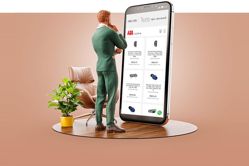 O novo marketplace líder em tecnologia na transformação de Indústrias