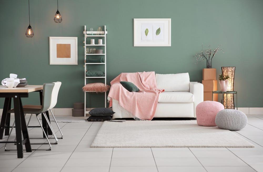 Como adaptar cores na decoração?