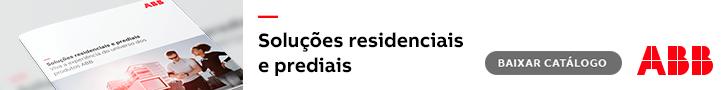 [Catálogo] Conheça nossas soluções residenciais e prediais! | Baixar catálogo | ABB Eletrificação