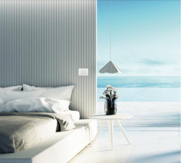 quarto e sala - ambientes